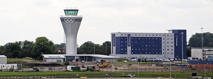 BIRMINGHAM AIRPORT GETS EFFICIENCY BOOST WITH ADB SAFEGATE INTEGRATED TOWER SOLUTION