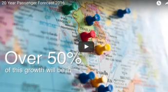 IATA video - Growth in global passenger demand