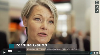 Pernilla Gallon, Director Product Management ADB SAFEGATE