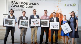 OneControl finalist in FastForward2018
