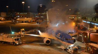 ADB SAFEGATE Stockholm Arlanda Airport