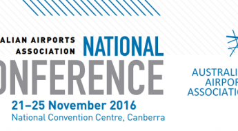 ADB Safegate at AAA National Conference, Canberra, Nov 21-25