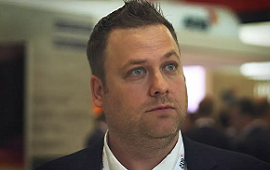 Rikard Larsson, ADB SAFEGATE