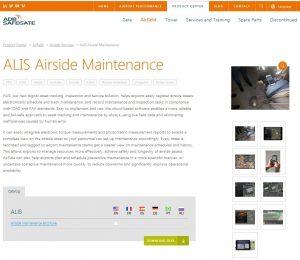 ALIS Airside Maintenance