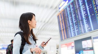 The AODB works behind the scenes to provide passengers with the most accurate flight information, including arrival and departure time changes.