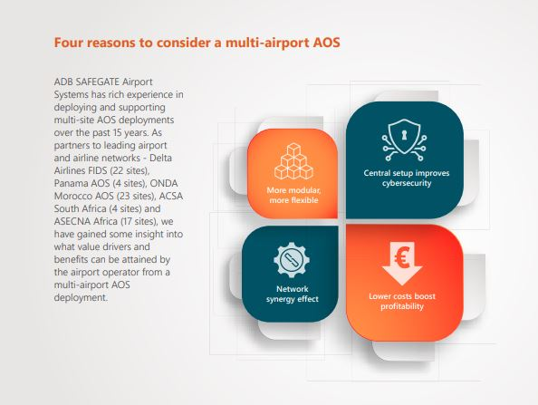 Four reasons for Multi AOS deployment
