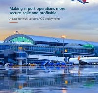 Making airport operations more secure, agile and profitable
