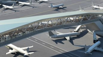 ADB SAFEGATE solutions selected for LaGuardia Airport's new Central Terminal B