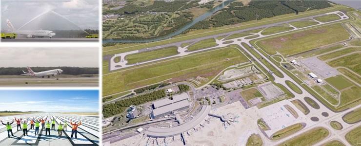 Brisbane Airport – New Parallel Runway