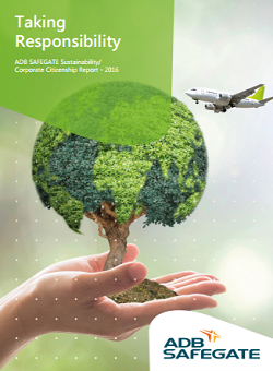 ADB SAFEGATE Sustainability/Corporate Citizenship Report 2016