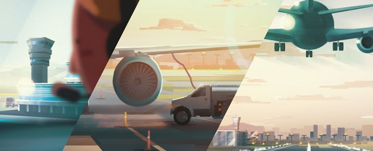 Integrated Airport Solutions: Join the time savers