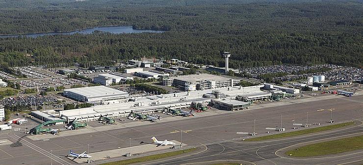 ADB SAFEGATE Gothenburg Landvetter