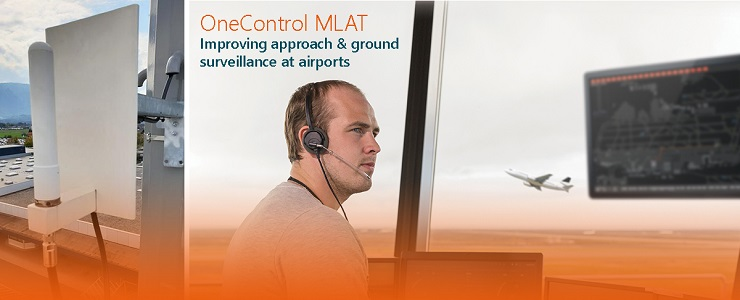 ADB SAFEGATE launches OneControl MLAT, one of the most accurate and high precision multilateration products on the market