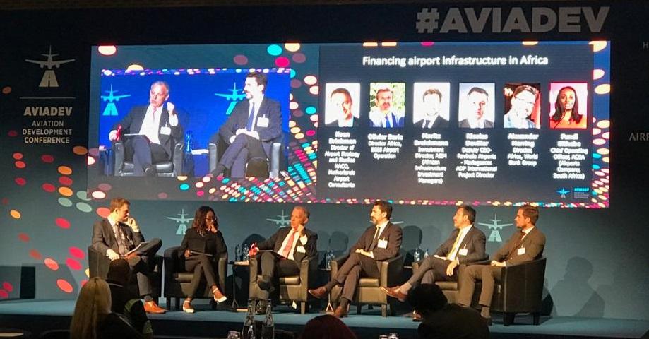 Financing airport infrastructure in Africa
