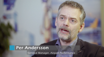 Per Andersson Airport Performance Video
