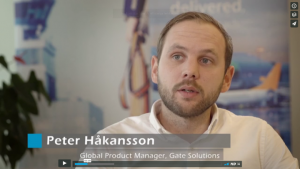 Peter Hakansson ADB SAFEGATE Gate and Apron Management Solutions