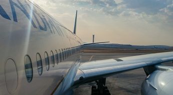 Riyadh King Khalid Airport , Saudi Arabia
