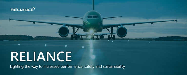 ADB SAFEGATE's RELIANCE takes airfield performance, safety and sustainability to the next level