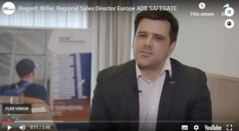 Regardt Willer, Regional Sales Directorer Europe