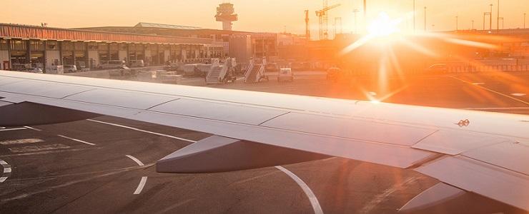 "ADB SAFEGATE Fiumicino airport ""Leonardo Da Vinci"""