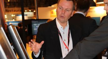 Roy Bolwede, key presentation at Dubai Airport Show 2016