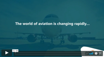 The world of aviation is changing rapidly