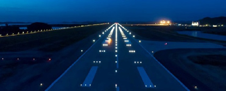Vietnam's first private airport chooses LED AGL for energy efficiency, safety and sustainability