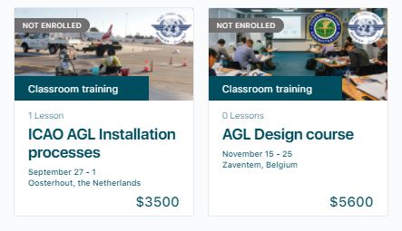ADB SAFEGATE Training Academy Clasroom Trainings