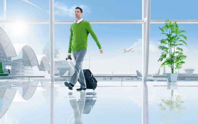 ECO-MINDED AIRPORTS KEEPING UP WITH GLOBAL TRAVEL