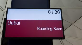 ADB SAFEGATE at the Airport Show in Dubai