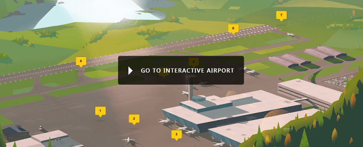 ADB SAFEGATE Interactive airport