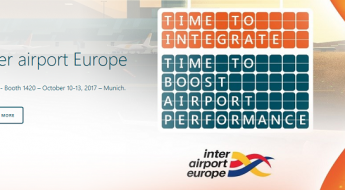 Inter Airport Europe, Munich ADB SAFEGATE will be attending Inter Airport Europe in Munich this autumn! Visit us at inter airport Europe, book your meeting now!